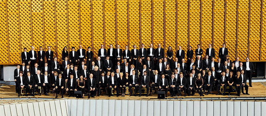 Concert by Sir Simon Rattle & Berliner Philharmoniker