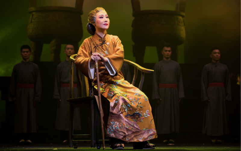 The Spirit of China Nation by Suzhou Su Opera Inheritance and Preservation Centre