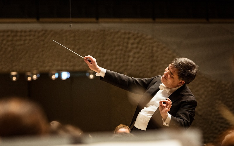 Concert by Alan Gilbert & NDR Elbphilharmonie Orchestra
