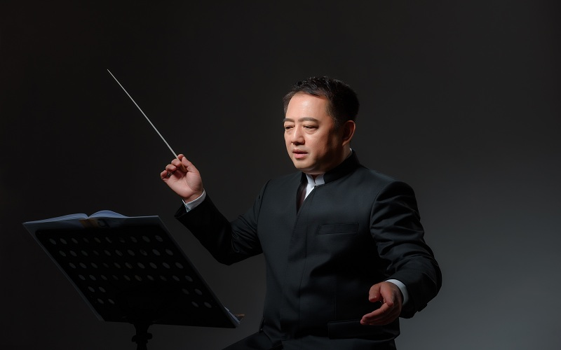 Concert by Jia Lv with Shanghai Philharmonic Orchestra & the Macao Orchestra