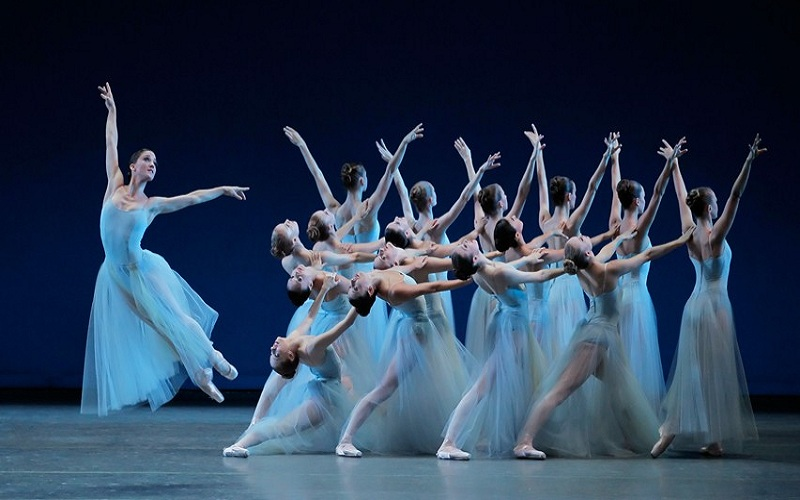 All Balanchine by New York City Ballet