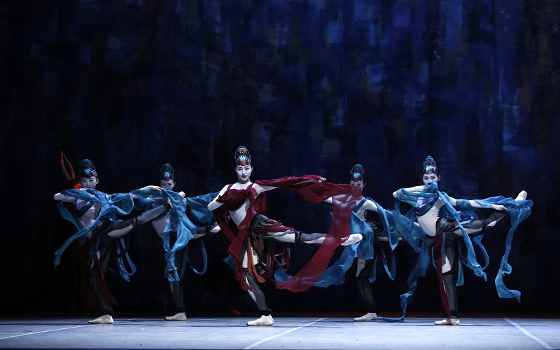 The Light of Heart by National Ballet of China