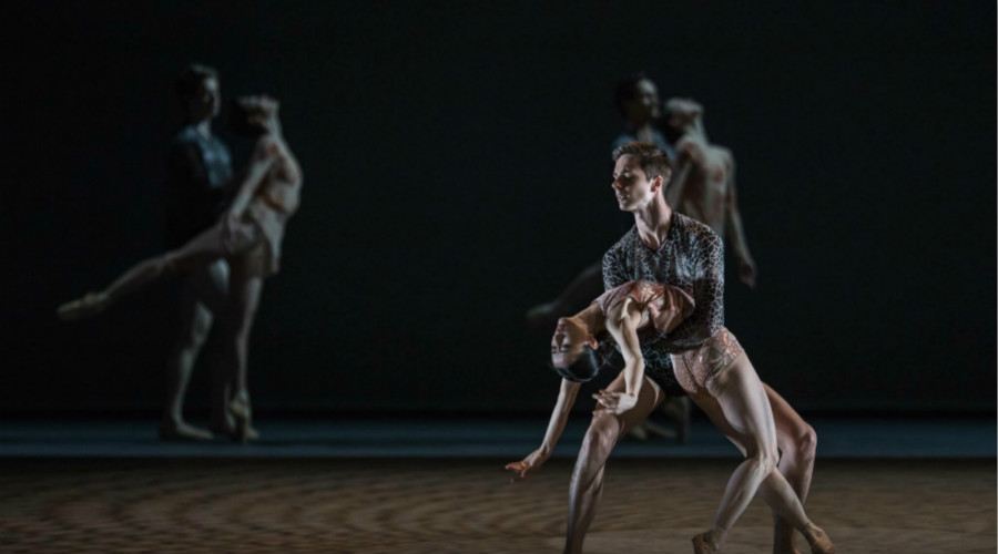 Creations, collaboration of Shanghai Ballet and Yen Han Ballet