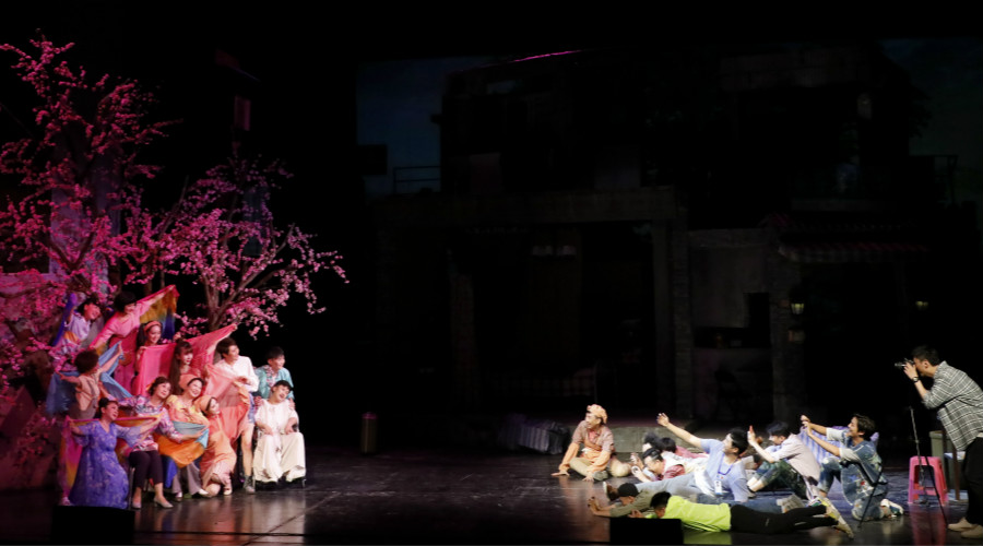 Everything Is A Miracle by National Theatre of China