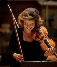 安妮-索菲·穆特小提琴独奏音乐会