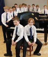 英国圣三一男童合唱团上海音乐会