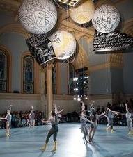 纽约沈伟舞蹈艺术《天梯》+《地图》