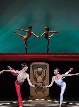 瑞士洛桑贝嘉芭蕾舞团《魔笛》