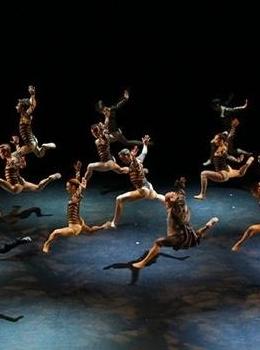 法国比亚里茨马朗丹芭蕾舞团《美女与野兽》