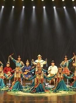 庆祝内蒙古自治区成立七十周年民族歌舞晚会《美丽的草原我的家》