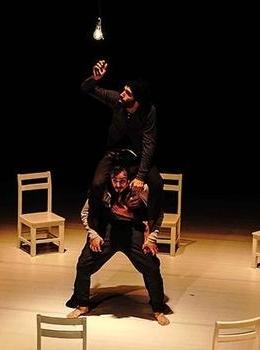 平头舞团《冰树》